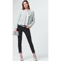 Photo of Boucle blazer for women