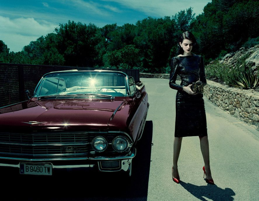 Antonia Wesseloh by Jacques Olivar by Marie Claire Italia October 2013 1