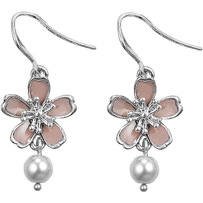 Pilgrim Jewelry Classic 601233073 Brass Earrings GvlkcGz7