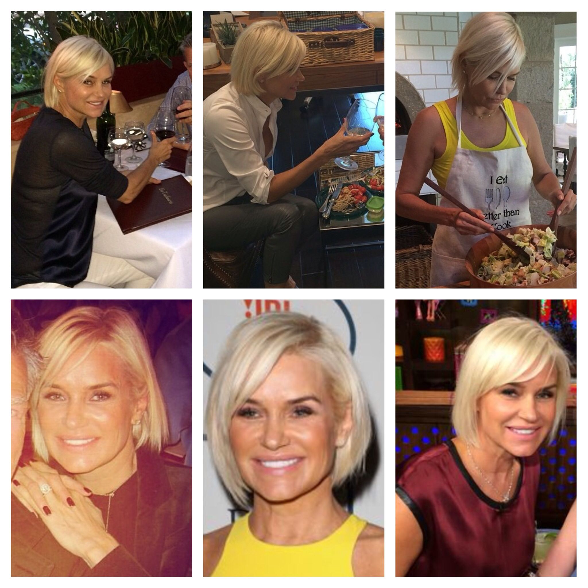 Yolanda foster I really admire this woman how she raised her kids