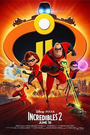 Incredibles 2 Fun Facts My Reflection No Spoilers Free