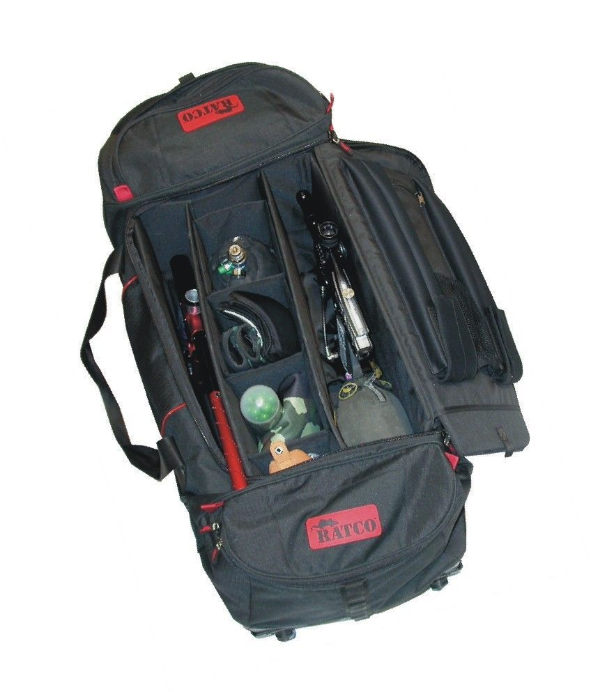 Ratco 9000 Paintball Gear Bag