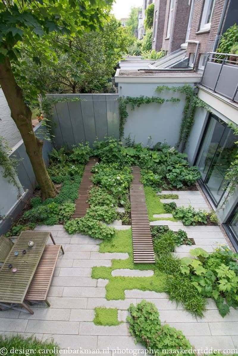A Dynamic Design For A Garden Passageway A Dynamic Design For A Gan Passageway A Dyna Small Garden Landscape Design Small Garden Landscape Garden Architecture
