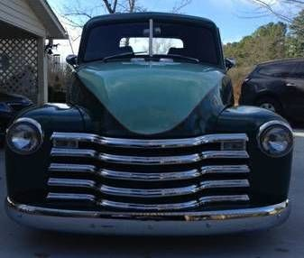 Make: Chevrolet Model: Other Year: 1947 Exterior Color: Green ...