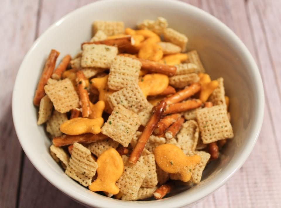 Ranch Chex Mix – Weight Watchers Freestyle