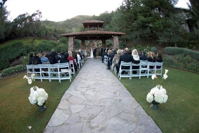 Pala Resort Wedding Ceremony In Fallbrook