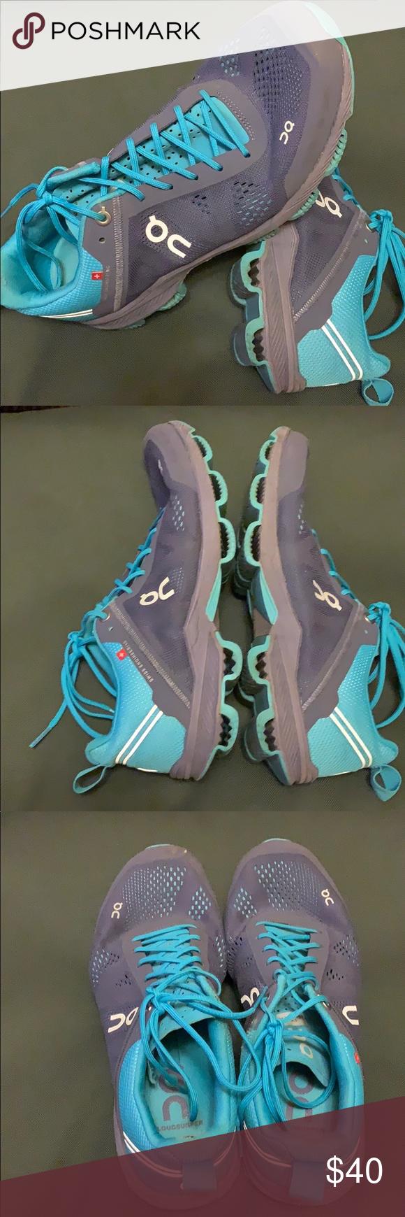 Cloud tech Swiss Engineering shoes