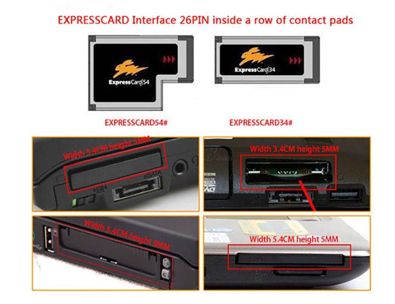EXP GDC PCI-E V9 0 Laptop External Independent Graphics Card