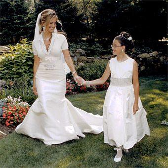 Dina Manzo And Her Daughter Lexi Wedding Dresses Wedding