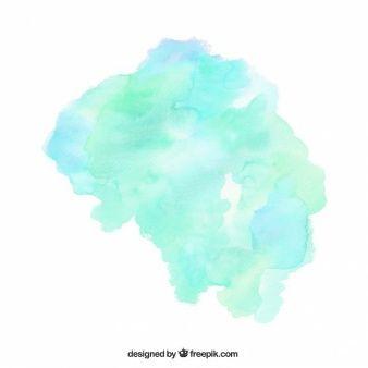 Watercolor Stain Fondos In 2019 Watercolor Circles Watercolor
