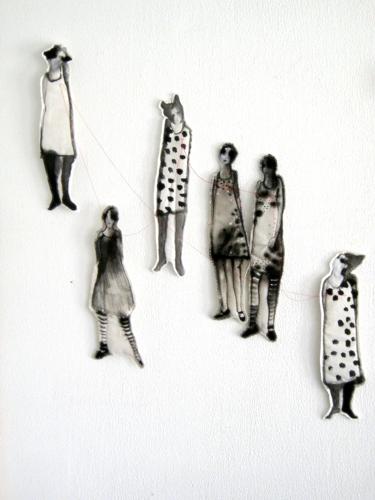 textiel verbonden