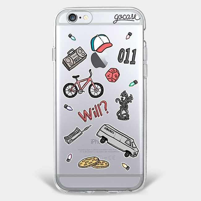 Coque Iphone Se Stranger Things