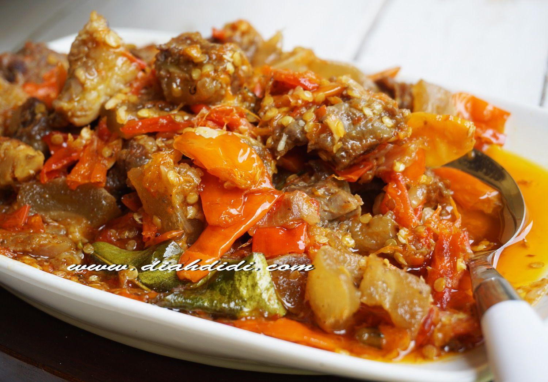 Masih Menu Serba Daging Ya Teman Teman Dalam Rangka Menyambut Hari Raya Nanti Pasti Banyak Stok Daging Di R Resep Masakan Malaysia Resep Masakan Makan Malam