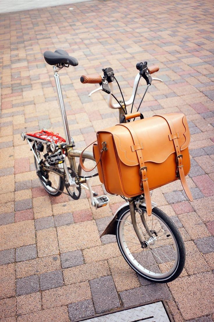 Stockholm Small Wheels Folding Bike Brompton Bag Brompton Bicycle