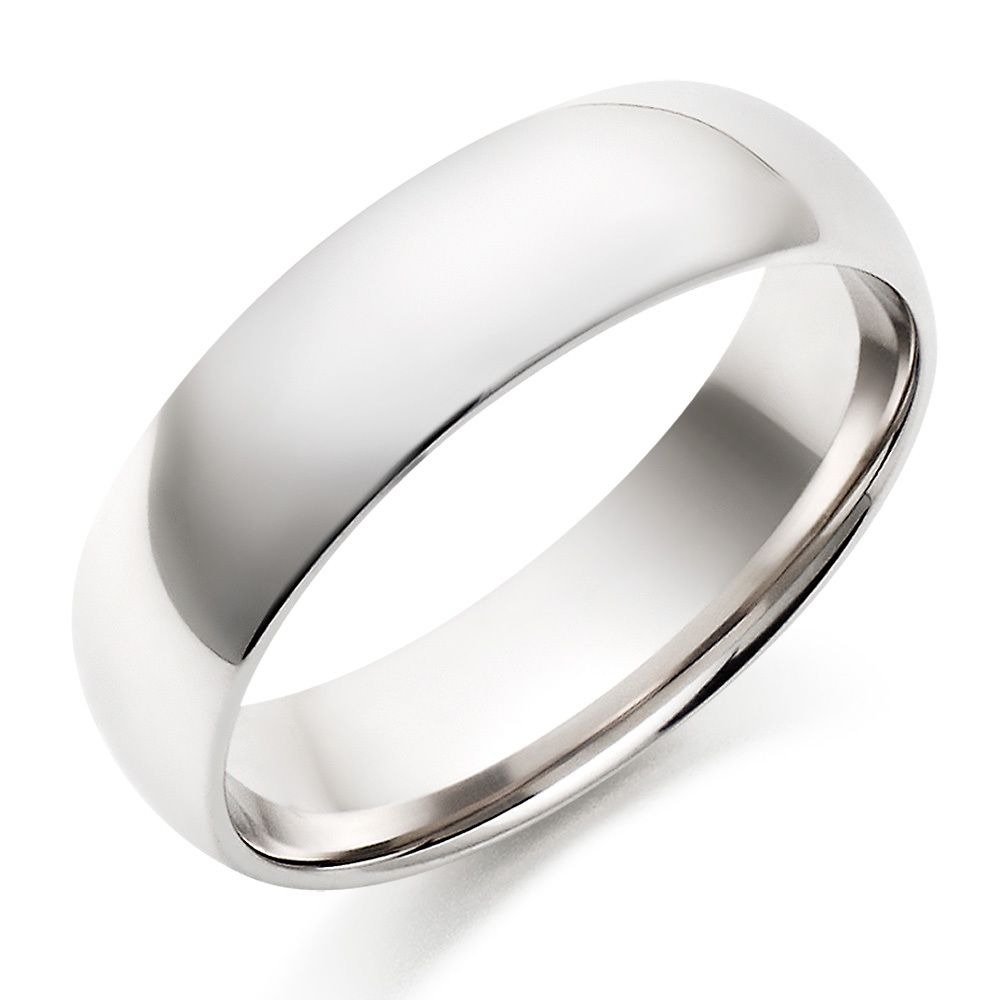 Ordinaire White Gold Menu0027s Wedding Rings | Mens White Gold Wedding Rings Menu0027s 9ct White  Gold Wedding
