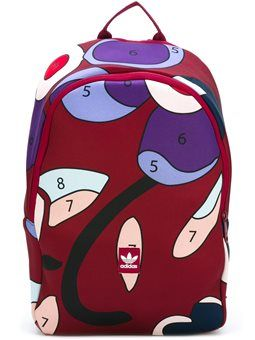 Mochila estampada Adidas x Rita Ora   Only Sacs  backpacks ... a85fa58d9391