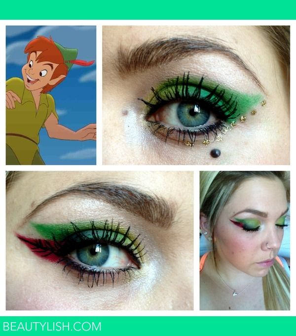 how to make a peter pan shadow costume