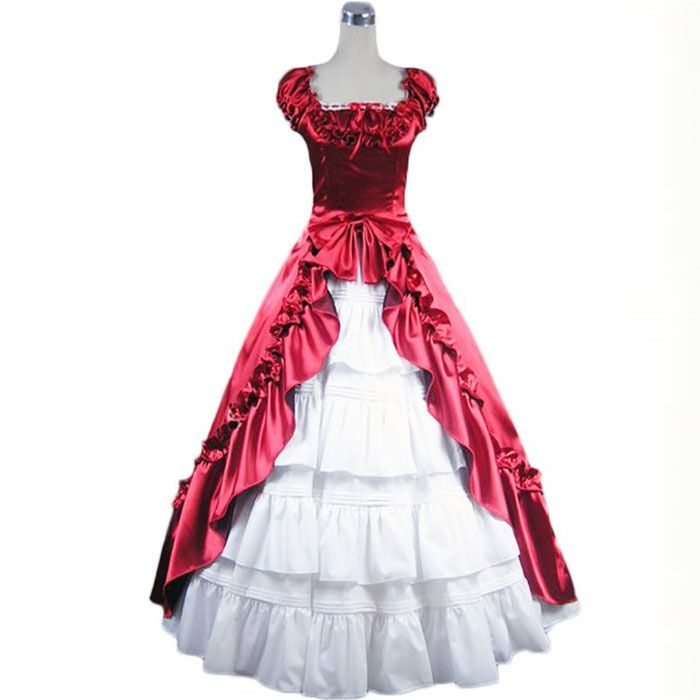 lolita dress Adult princess belle costume gothic victorian southern ball  gown medieval dress halloween costumes for women custom-in Costumes from  Apparel ... f1531f909389