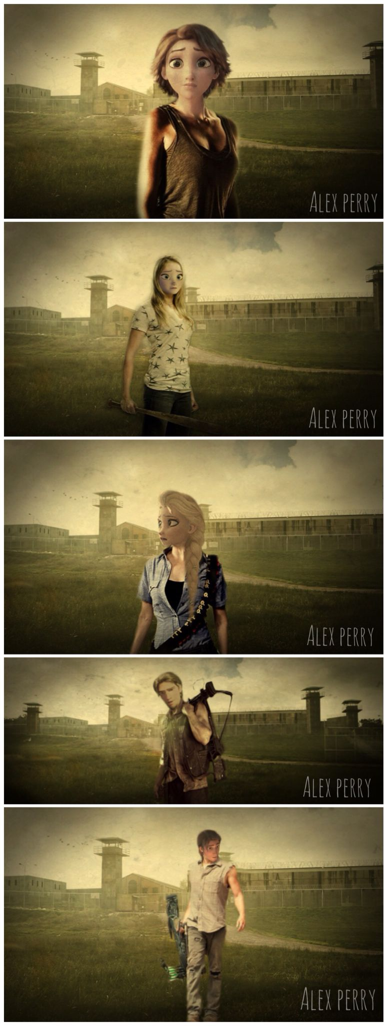 The Walking Disney Sorry For All The Watermarks P Everything I