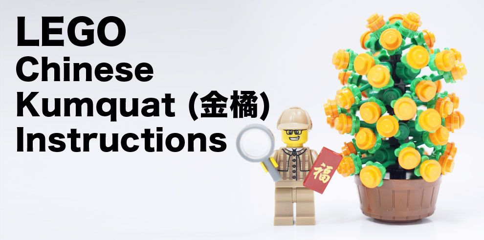 Here Are The Instructions On How To Make Your Own Lego Chinese