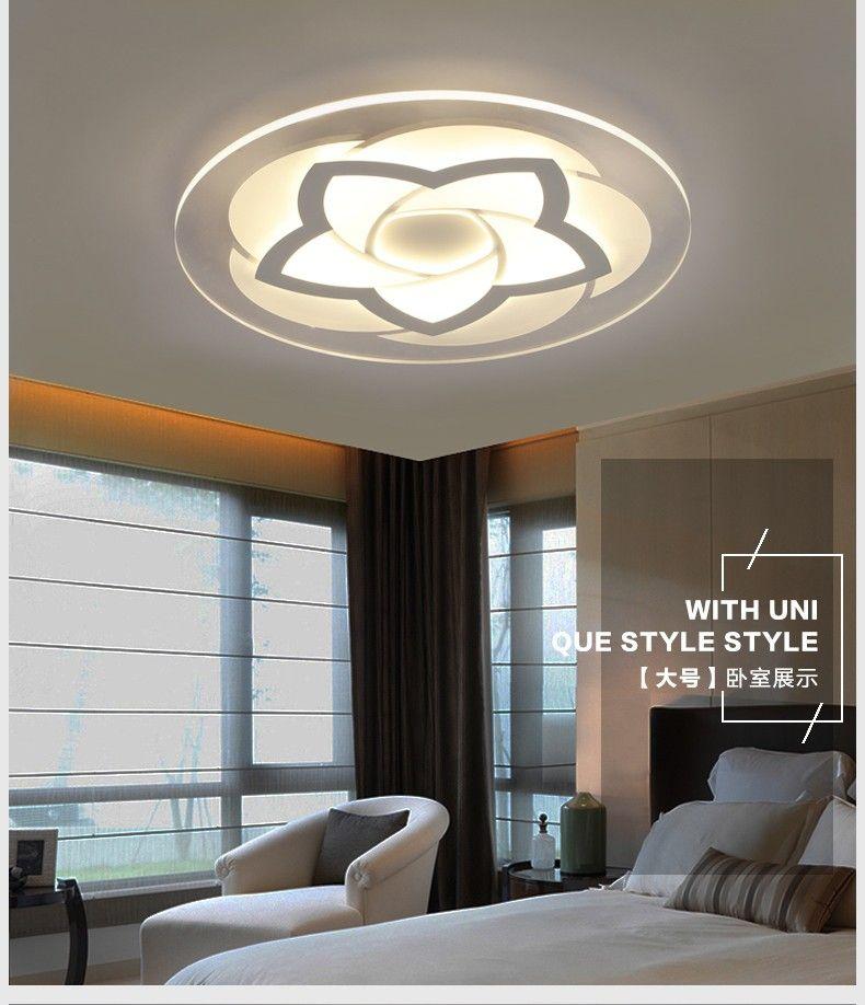 Télécommande plafonniers éclairage intérieur led luminaria abajur ...