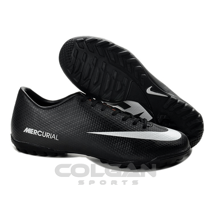 ec2386ec29 Nike Mercurial Victory IV TF (Kids)  The Nike Mercurial Victory IV Kids  Turf Football Boot is built for control and acceleration during play