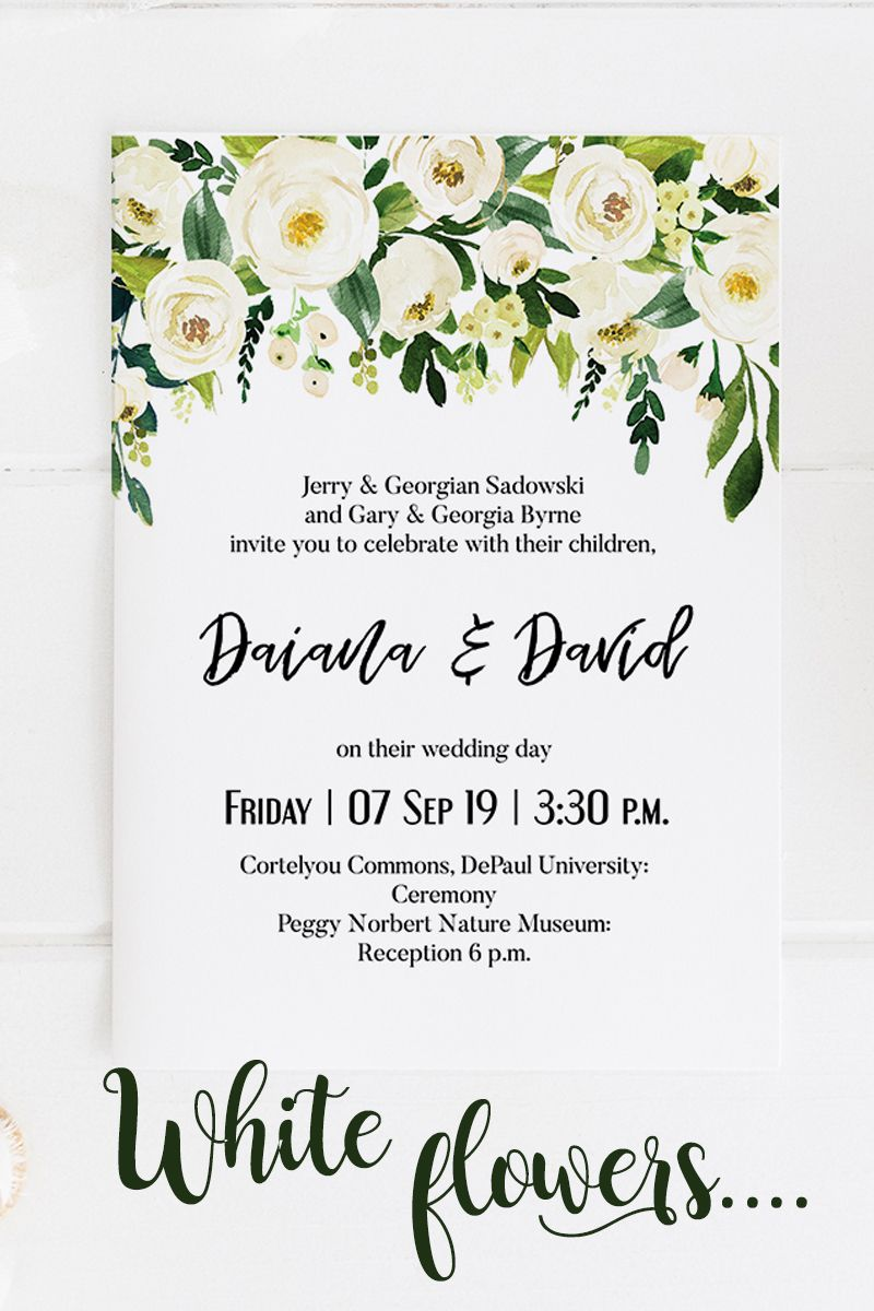 White Wedding Invitations Fun Wedding Invitations Creative Wedding Invitations Destination Wedding Invitations