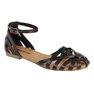 f92c6ce7b9f4 Dream Out Loud by Selena Gomez Women s Sandal Dylan - Black