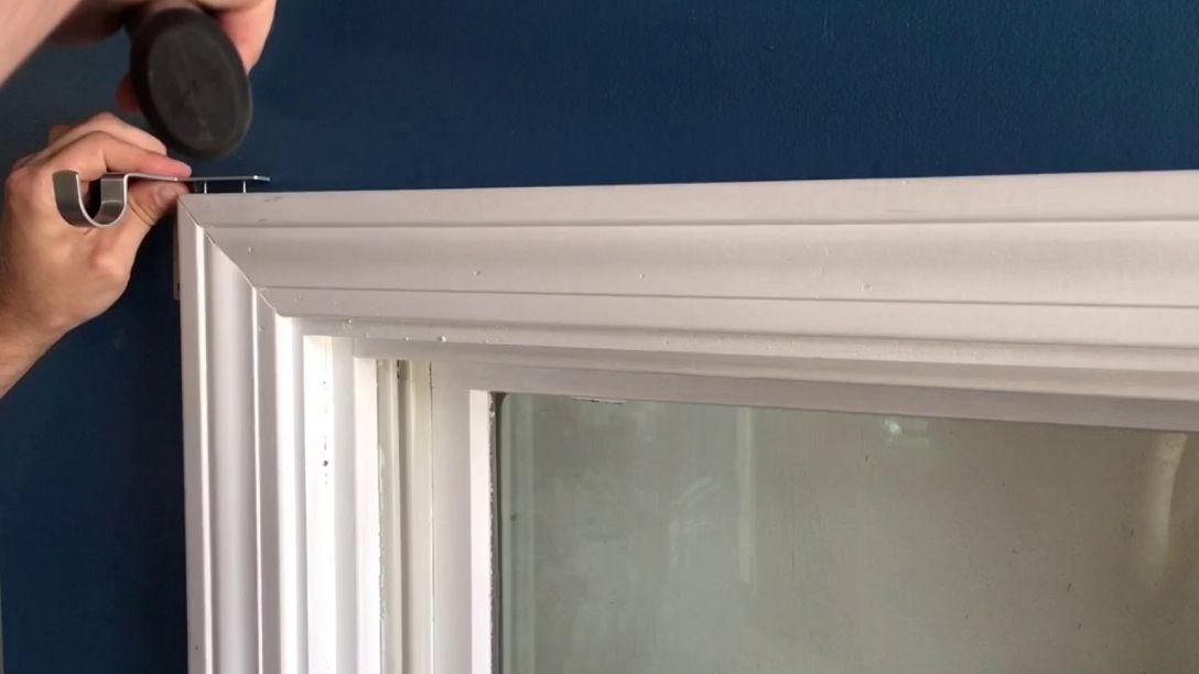 Kwik Hang Curtain Rod Brackets As Seen On Shark Tank B