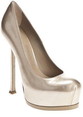 efd1652b1bb Yves Saint Laurent 'Tribtoo' shoe | How Bout' Those Shoes~ | Shoes ...