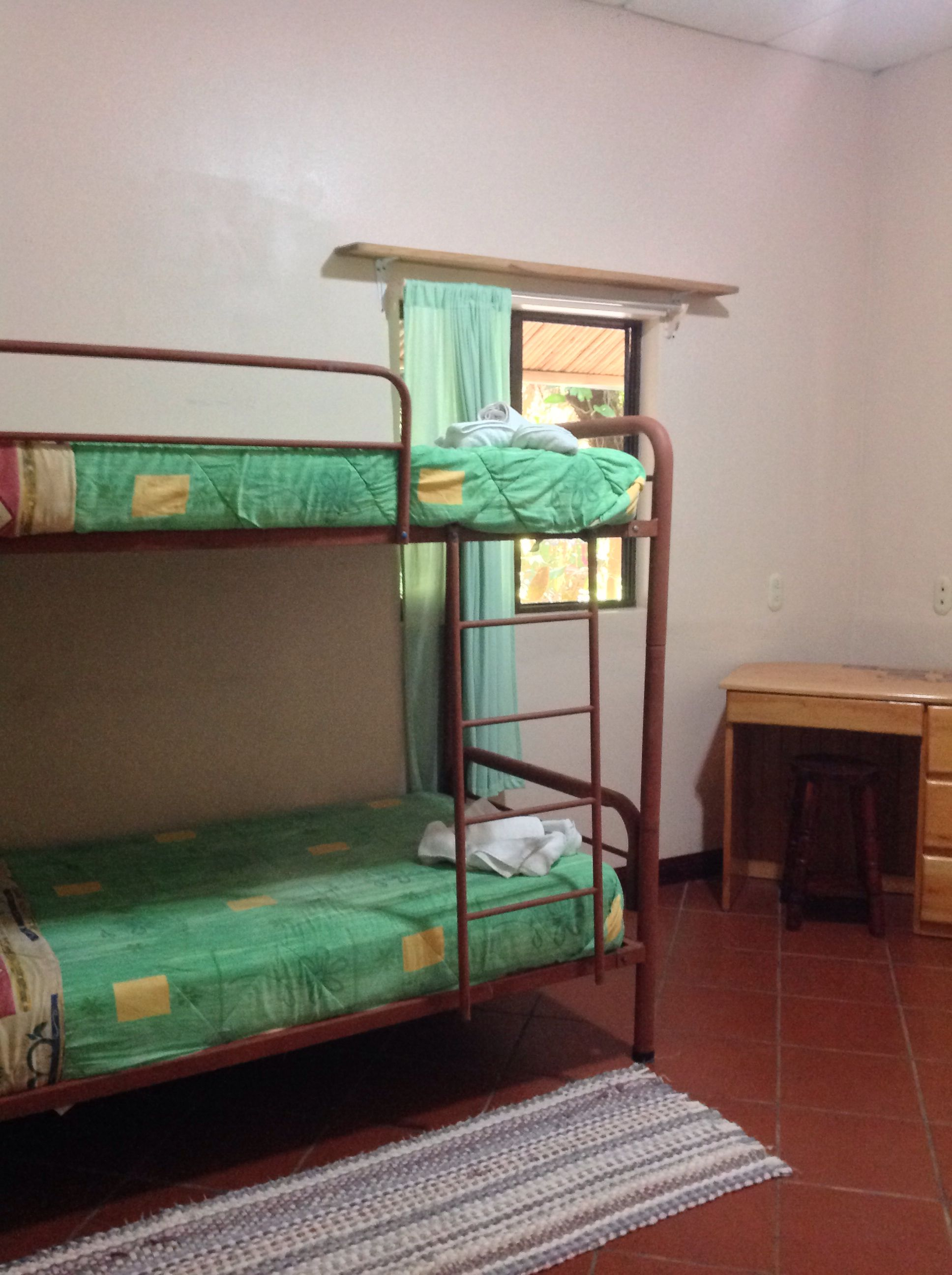 Monkey Hut, 2nd bedroom @ La Choza del Manglar, Puerto Jimenez, #Osa Peninsula, Costa Rica.