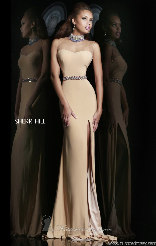 Sherri Hill 4321 Dress - MissesDressy.com | SHERRI HILL / Spring ...