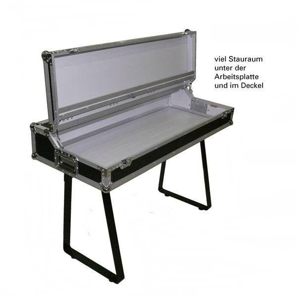 Schreibtisch design  DeskCase Black, Schreibtisch Design, Büromöbel bei fabrikschick.de ...