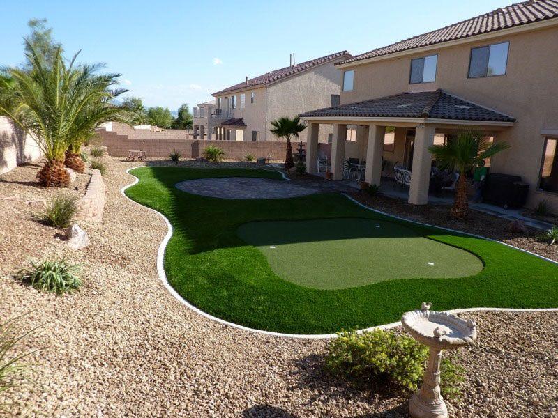 artificial grass  u0026 pavers