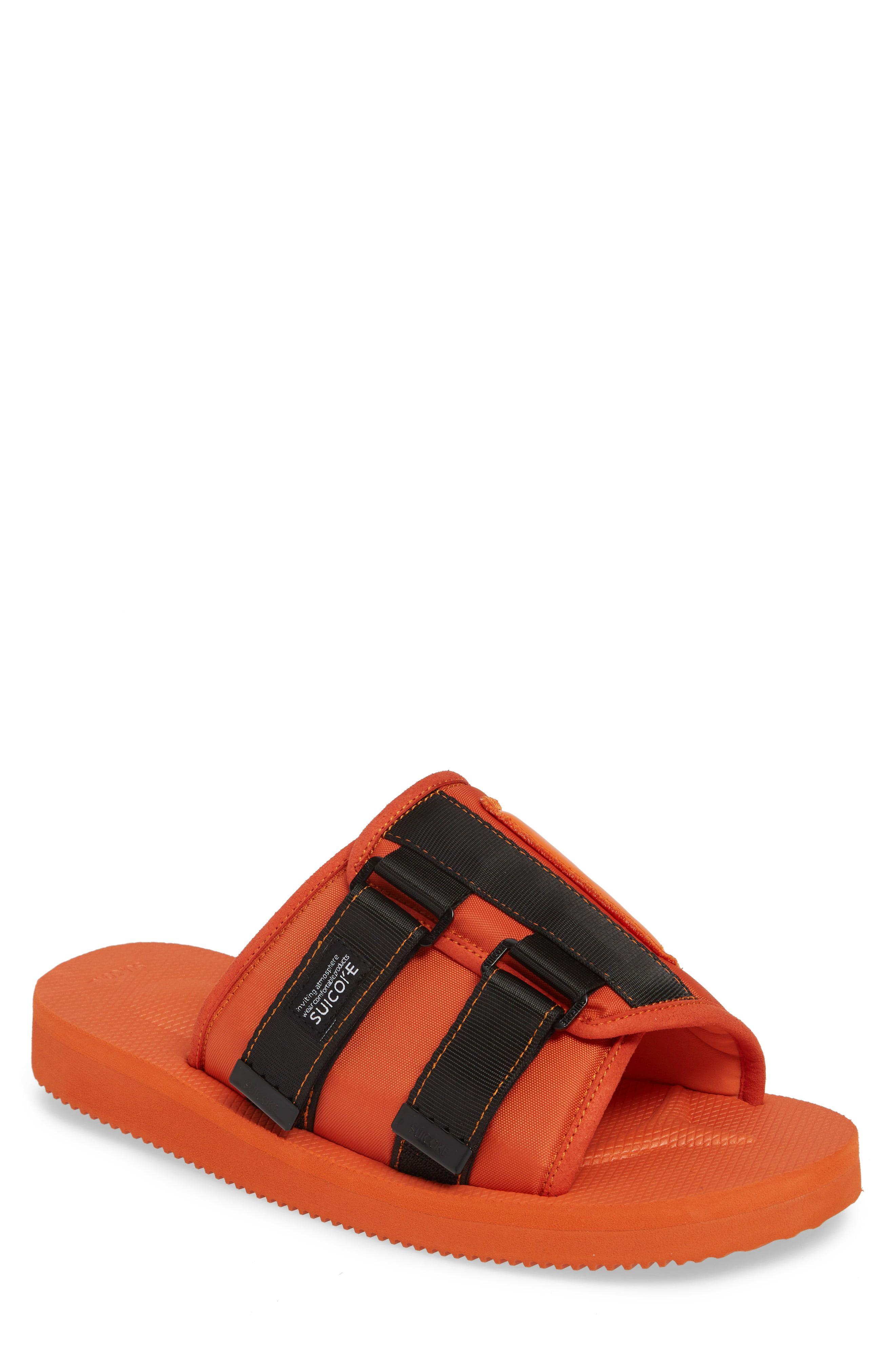Palm Angels Suicoke Slide Sandal (Men | Slide sandals