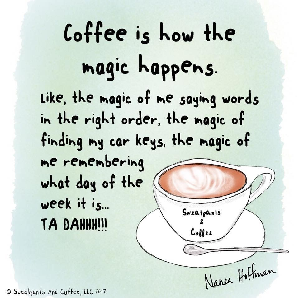 Pin by Garman on Coffee Funny coffee quotes