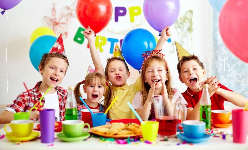 anniversaire party