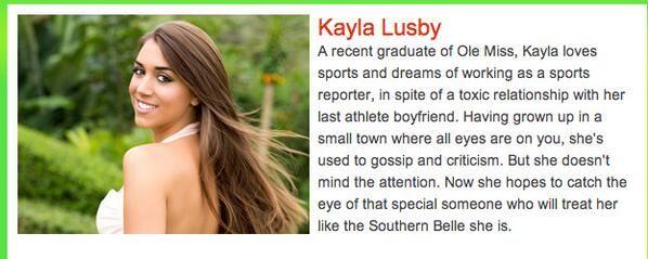 Kayla Lusby Instagram