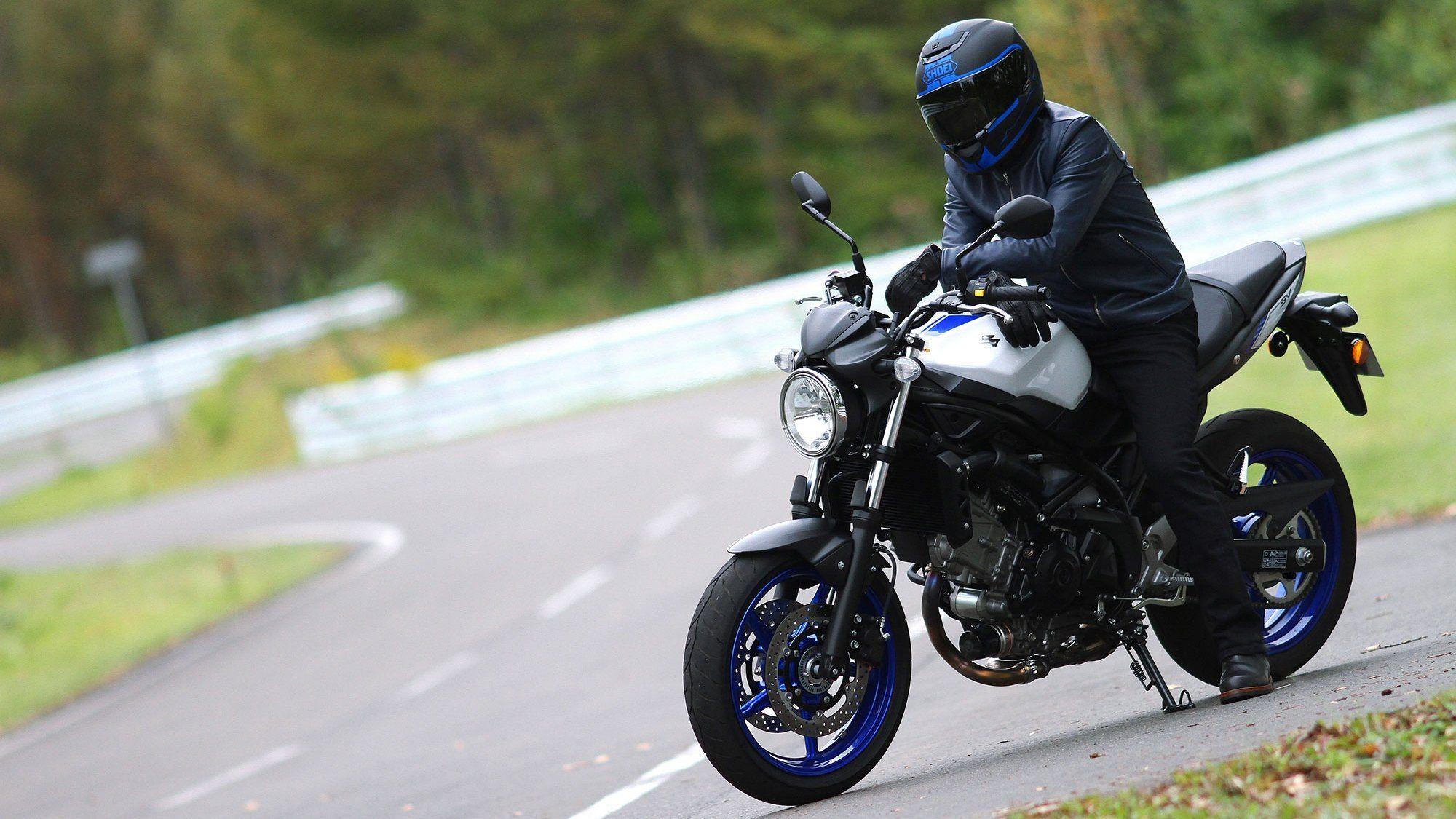 2017 2020 Suzuki Sv650 En 2020 Motos
