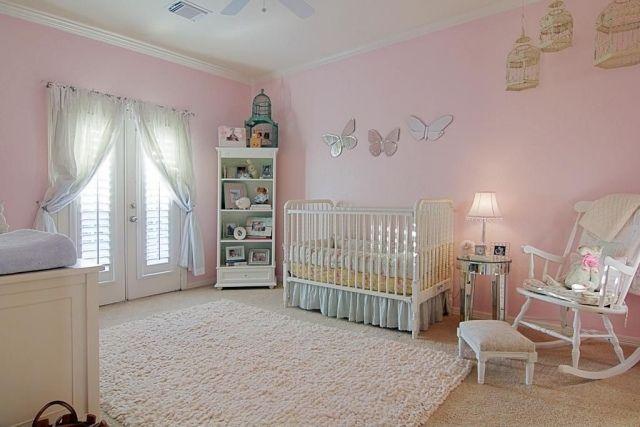 Chambre bébé de design original- 55 idées de déco et mobilier