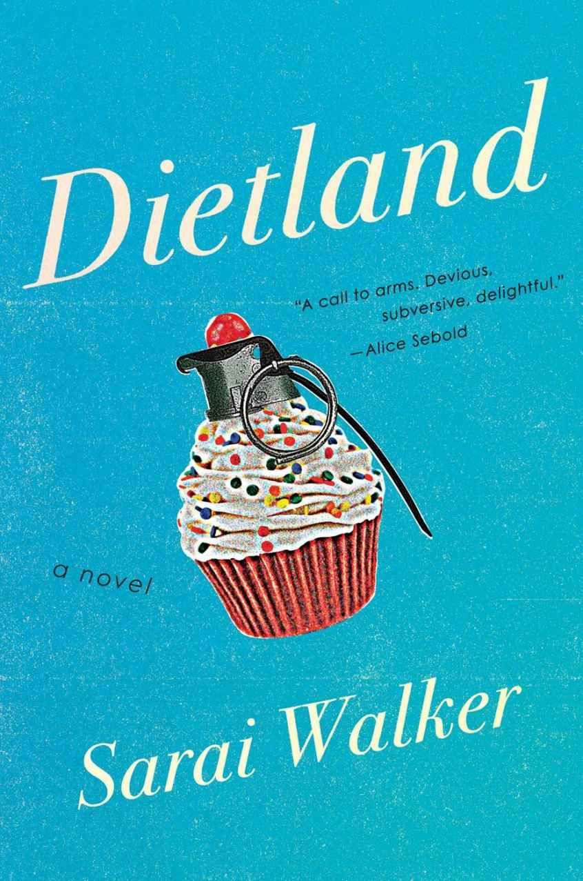 Courtney Picked Up Dietland Kindle Edition By Sarai Walker Literature &  Fiction Kindle Ebooks