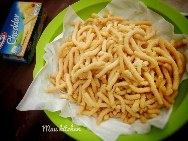 Resep Stick Ulat Sutra Keju Renyah Oleh Muu Kitchen S Resep Camilan Resep Resep Masakan