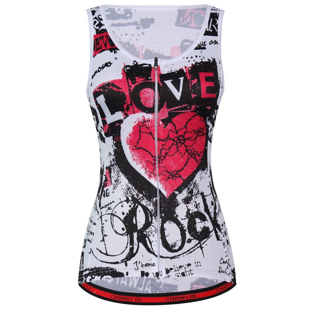 Summer Cycling Vest Sleeveless Cycling Jerseys Cycling Women Outdoor  Clothing. Please read the Size Chart e1d013d5c