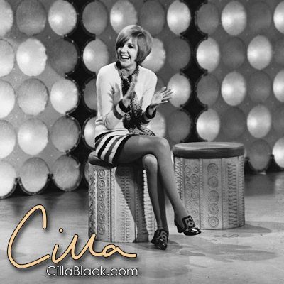 The Cilla Black show.