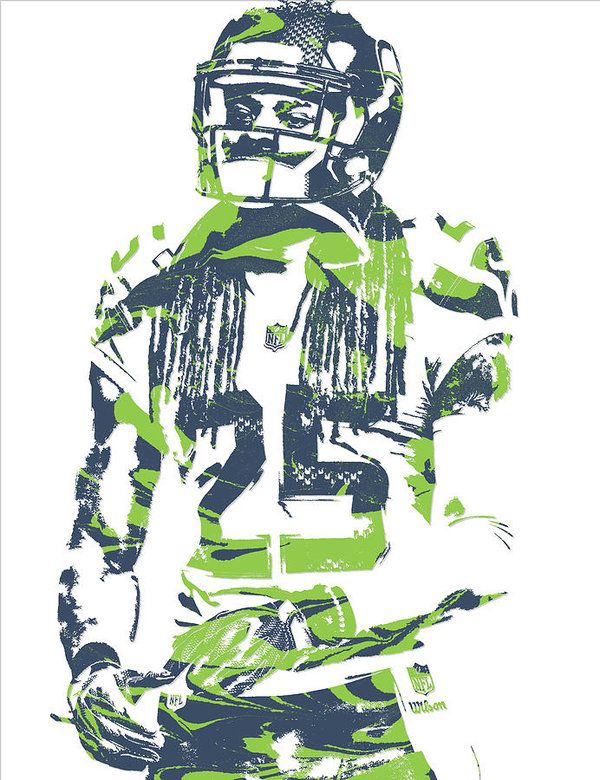 Pin By 21st Century Resolutions On Nfl Pixel Art Seattle