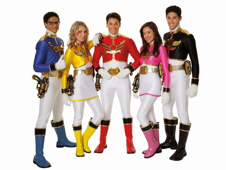 Mira Como Han Cambiado Los Trajes De Los Power Rangers Power Rangers Power Rangers Megaforce Power Rangers Super Megaforce