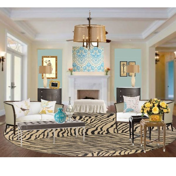 Robins Egg Blue Accent Wall Bedroom 2018: Robins Egg Blue Features Paint Color: Benjamin Moore