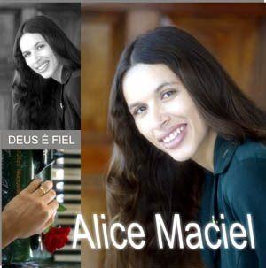 Alice Maciel Deus E Fiel 2005 Voz E Playback Deus E Fiel