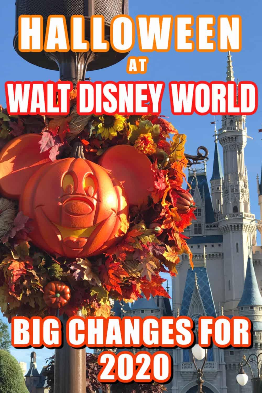 Disney Halloween 2020 Magical Magic Kingdom Changes for