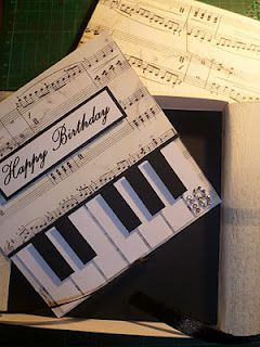 Bespoke 18th Birthday Card For A Music Lover Idea Cake